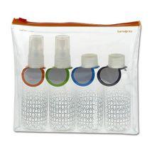 Samsonite - Carry-on Toiletry Bottle Set