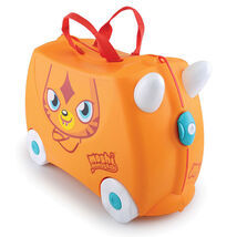 Detský kufor na kolieskach TRUNKI - Katsuma Moshi