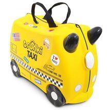 Detský kufor na kolieskach TRUNKI - Taxi