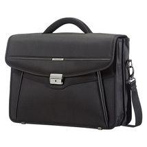 "Samsonite - Desklite Briefcase 2 Gusset 15,6"""