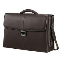 Samsonite - Briefcase 3 Gussets 15,6