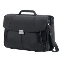 Samsonite - XBR Briefcase 3 Gussets 15,6