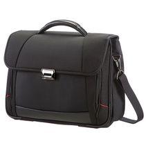"""Samsonite - Pro-DLX4 Briefcase 2 Gussets 16"""""""
