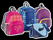 Detské batohy a tašky pre škôlkarov