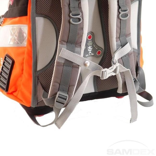 cddfaf15b7bfb Hrudný popruh pre školské aktovky a ruksaky - SAMDEX