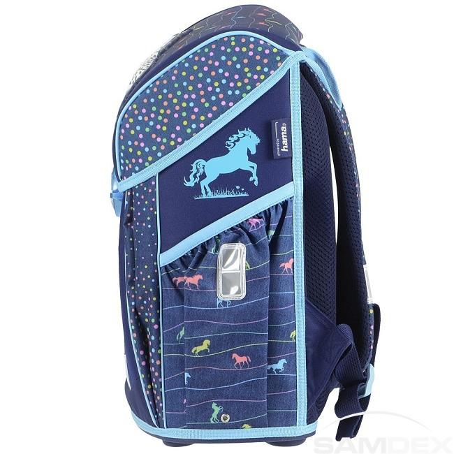 75f61f41e8 Školská taška Baggymax - Džínsový koník