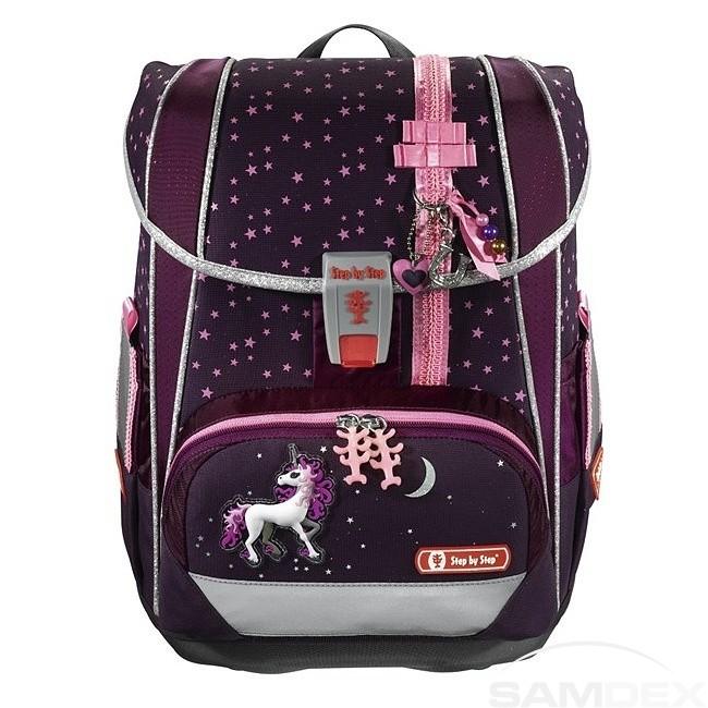 6b9e2df2ea Step by Step Light 2 školská taška Jednorožec - SAMDEX