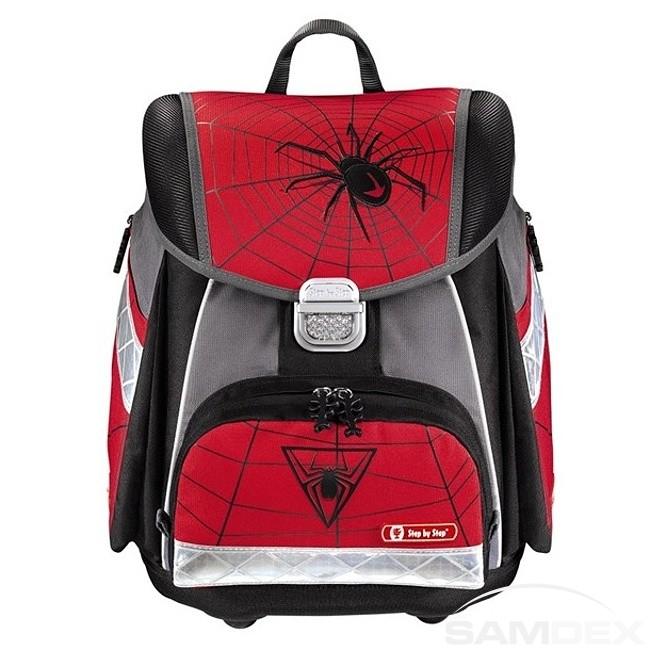 cab8178094 Step by Step školská taška Červený pavúk - Cestovné kufre