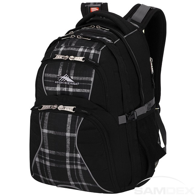 03db2b8fa3 High Sierra - Swerve - Športový batoh do školy aj do práce