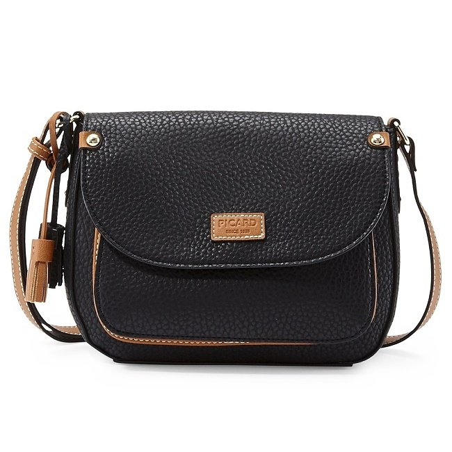 PICARD - Rodeo Ladies Bag /Black - Cestovné kufre