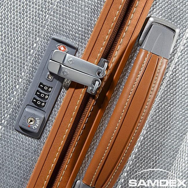5faa30060db98 Samsonite - Lite-Cube DLX Spinner 55 zväčšiť obrázok. Samsonite. 82V*002. Cestovné  kufre ...