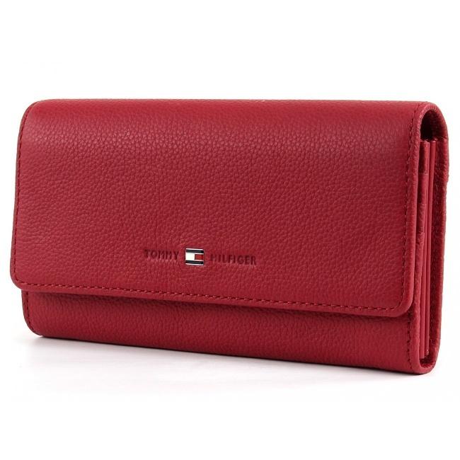 886b602240 Tommy Hilfiger - Pennie Large E W Wallet Black - Luxusné kabelky ...