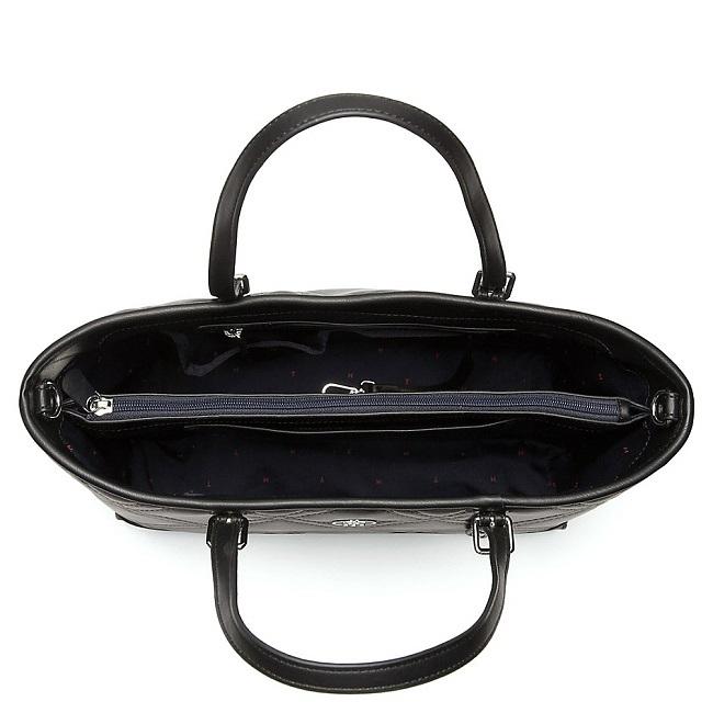 b917ab21db Tommy Hilfiger - Honey Medium Tote - Luxusné tašky a kabelky značky ...