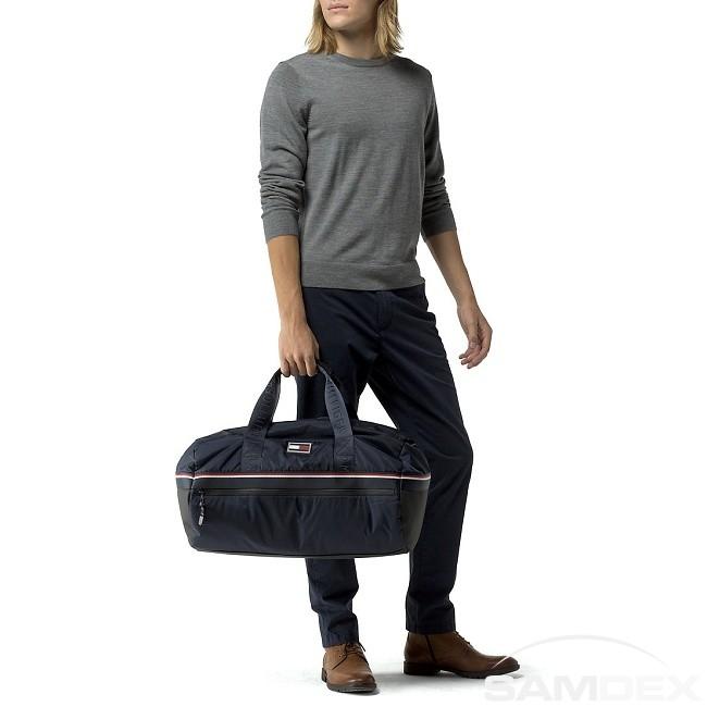 29a44ed49244d Tommy Hilfiger - Signature Duffle Bag - SAMDEX
