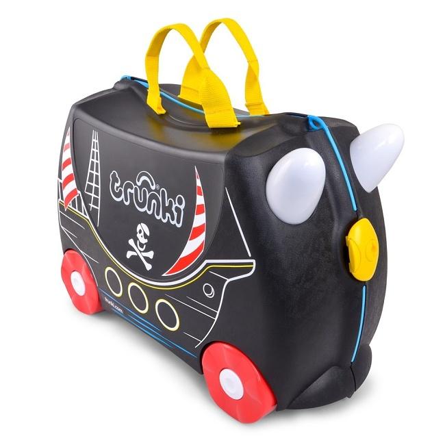 e530a126e8 Detský kufor na kolieskach TRUNKI - Terrance - Cestovné kufre