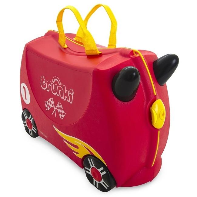 530934ee43008 Detský kufor na kolieskach TRUNKI - Terrance - Cestovné kufre, tašky,  školské tašky a batohy pre deti. | SAMDEX.sk