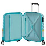 American Tourister - Wavebreaker Spinner 55 Disney / Mickey Blue Kiss [85667]