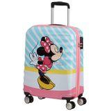 American Tourister - Wavebreaker Spinner 55 Disney / Minnie Pink Kiss [85667]