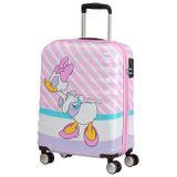 American Tourister - Wavebreaker Spinner 55 Disney / Daisy Pink Kiss [85667]