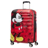 American Tourister - Wavebreaker Spinner 65 Disney / Mickey Comics Red  [85670]