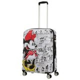 American Tourister - Wavebreaker Spinner 67 Minnie Comics White