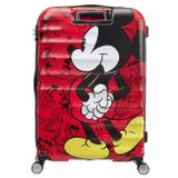 American Tourister - Wavebreaker Spinner 75 Disney / Mickey Comics Red
