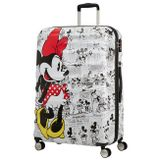 American Tourister - Wavebreaker Spinner 77 Minnie Comics White