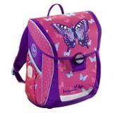 Baggymax - školská taška Fabby / Motýľ