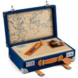 Parker - Duofold Craft of Traveling Limited Edition /FP