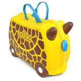 Detský kufor na kolieskach TRUNKI - Žirafa Gerry