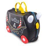 Detský kufor na kolieskach TRUNKI - Pedro