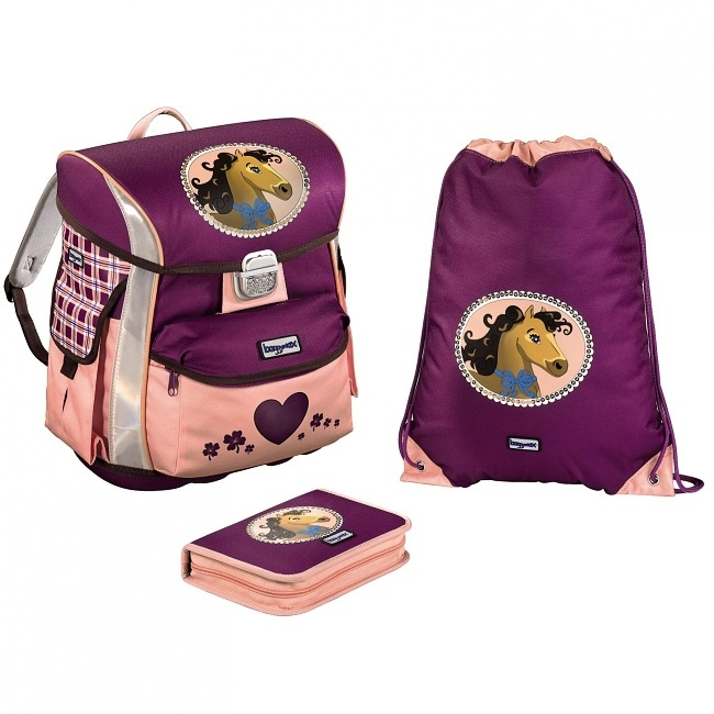 47276cb4a4 Školská taška Baggymax - Poník