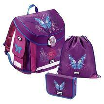 Baggymax - školská taška Canny / Motýľ