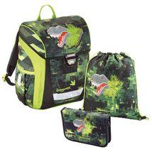 Baggymax - školská taška Trikky / Dino