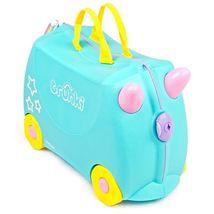 Detský kufor na kolieskach TRUNKI - Jednorožec Una
