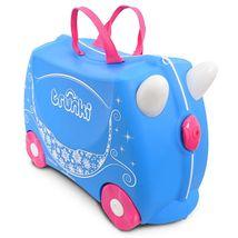 Detský kufor na kolieskach TRUNKI - Pearl