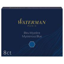 Waterman - Atramentové bombičky štandardné dlhé – Blue-black