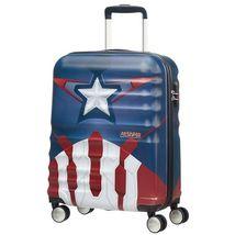 ... cestovný kufor American Tourister - Wavebreaker Spinner 55 Marvel   Captain America 76d96a57615