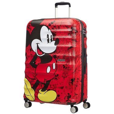 American Tourister - Wavebreaker Spinner 75 Disney / Mickey Comics Red  [85673]