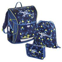 Baggymax - školská taška Fabby / Vesmírna loď