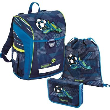 Baggymax - školská taška Niffti / Futbal