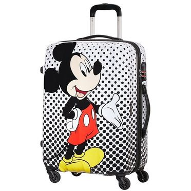 Disney Legends - Spinner 65 Alfatwist Mickey Mouse Polka Dot  [64479]