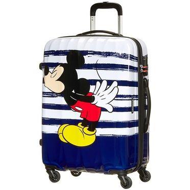 Disney Legends - Spinner 65 Alfatwist Mickey Kiss