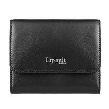 Lipault - By The Seine Wallet /Black