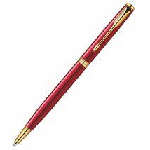 Parker - Sonnet F. Red Laque GT /BP Slim