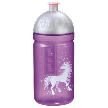 Step by Step - Plastová fľaška na nápoj 0,5 l / Jednorožec