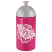 Step by Step - Plastová fľaška na nápoj 0,5 l / Motýľ