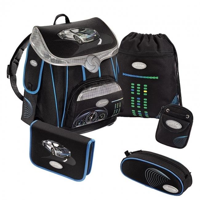 af35f08a71 Samsonite. Sammies Premium Top Speed - Školská taška so zapínaním  turn n pull zväčšiť obrázok