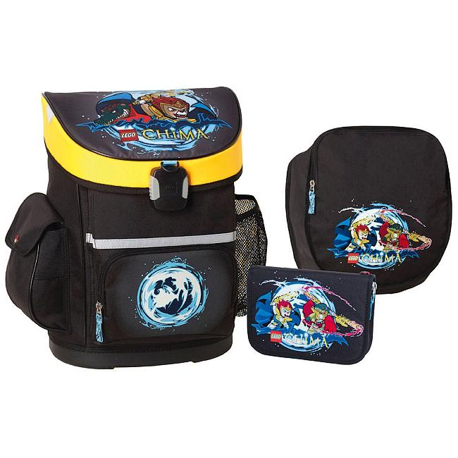22c8ec960a Školská taška - LEGO Active CHIMA - Školské tašky a batohy pre deti ...