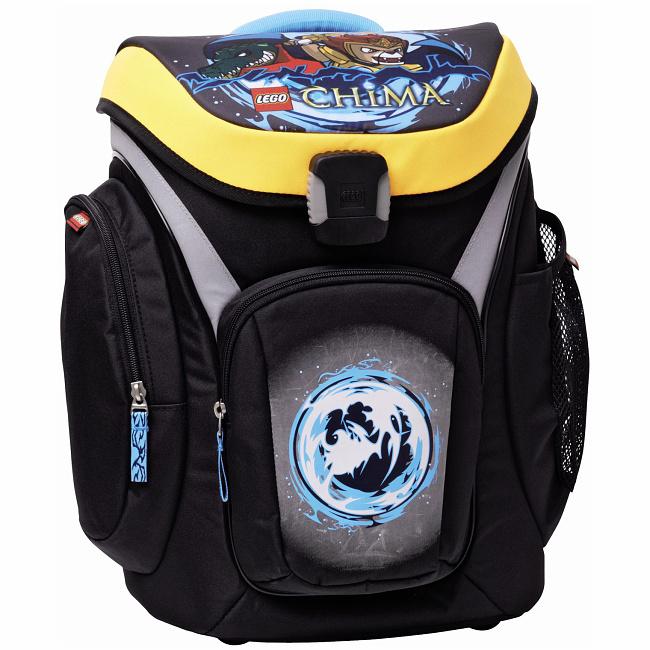 3622652798 Školská taška LEGO Explorer Chima Lion